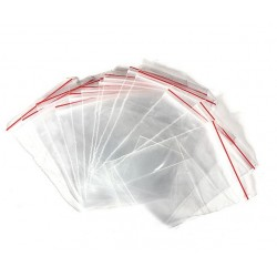 Ziplock Reclosable Packing Bags 100Pcs 4.5X7cm