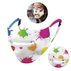 Washable - Protective - Mask - Unisex - Reusable - Zipper
