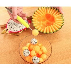 Creative fruits carving knife - spoon