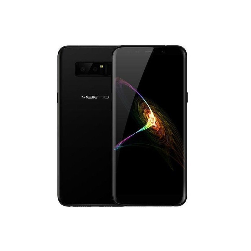 Meiigoo Note 8 - dual sim - 5.99 Inch - 3.0D Curved Glass - 4GB RAM 64GB ROM - 4G