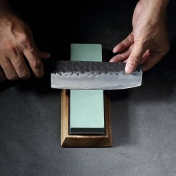 Japanese - Double-sided - Sharpening Stone - Knives