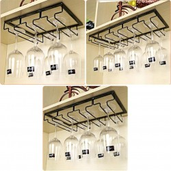 Wine glass hanging rack - holder