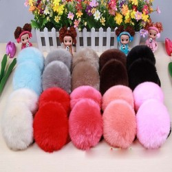 Big fluffy earmuffs - unisex