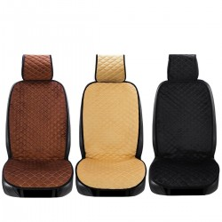 Electric car seat cover - heated cushion - 12V