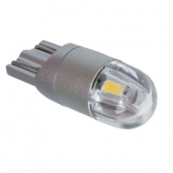 T10 - W5W - LED - car bulb - 10 pieces