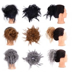 Fake women hair - scrunchies - synthetic wig
