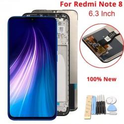 Xiaomi Redmi Note 8 - LCD-Display - Touchscreen-Austausch - Digitalisierer