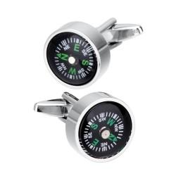 Functional compass - cufflinks