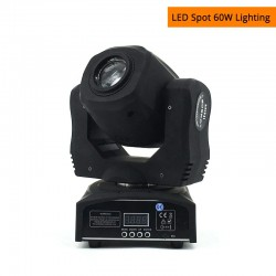 LED moving head light - 60W...