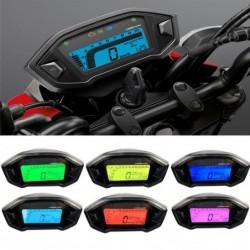 Motorcycle speedometer - 12V - waterproof - LCD digital display - for Honda Grom 125 MSX125