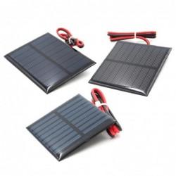 Mini solar panel - battery charger - 4V - 60mA / 150mA / 160mA
