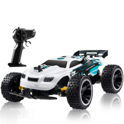 RC racing car - off-road - with remote control - USB