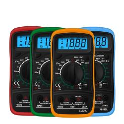 XL830L - digital multimeter...