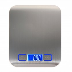 Ultra Slim stainless steel kitchen digital weight scale LED 5000gr