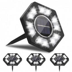 Hexagon shaped - solar...