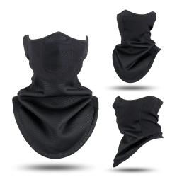 Thermal fleece mask - bandana - cycling / hiking / winter sports