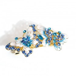 Vintage hair clip - with...
