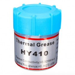 White Thermal Conductive Grease Paste HY-410 10g
