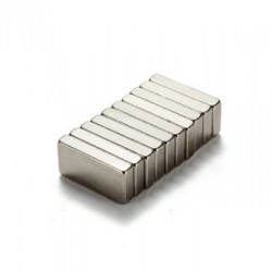 N35 Neodymium Magnet Strong Block Cuboid 10 * 5 * 2mm 10pcs