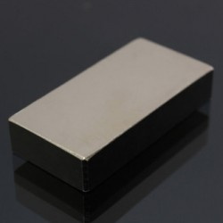 N50 Neodymium Magnet Strong Block Cuboid 50 * 25 * 10mm