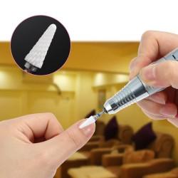 Ceramic Nail Drill Bit 3/32'' Manicure Pedicure Cutter Machine Tool