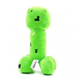 Green Minecraft Plush Toy 18cm