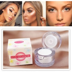 Natural Long Lasting Eye Glitter Powder Face Highlighter