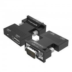 Robotsky HDMI to VGA Adapter Digital Converter 1080p