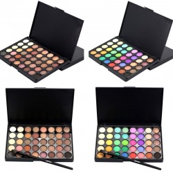 40 Colors Eye Shadow Palette