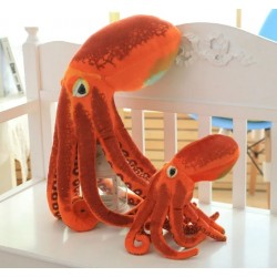 Octopus - plush toy - 30cm - 50cm