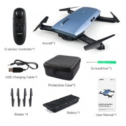 JJRC H47 HD Camera Foldable RC Drone Quadcopter