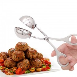 Convenient Stainless Steel Meatball Maker
