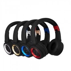 Wireless Bluetooth Headphones With Microphone Headset