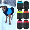 Waterproof Pet Dog Puppy Vest Jacket Clothing Warm Winter
