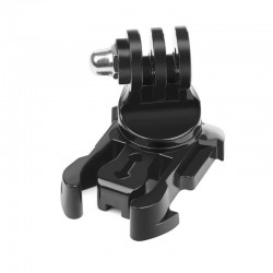 360 Degree Rotate Quick Release Buckle Mount For GoPro