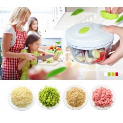 Meat Vegetables Fruit Multifunctional Manual Slicer Chopper