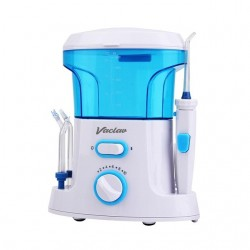 Oral dental irrigator water flosser