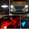 T10 W5W LED COB light silicone car signal lamp 12V 194 501 bulb 10 pcs