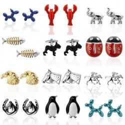 Animal design cufflinks