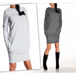 Long jumper - mini dress