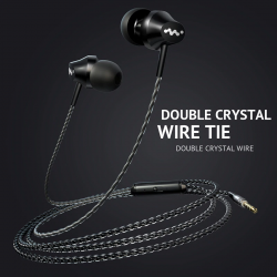 3.5mm earphones with heavy bass