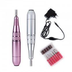 25000rpm 110-240V metal nail drill machine for manicure & pedicure