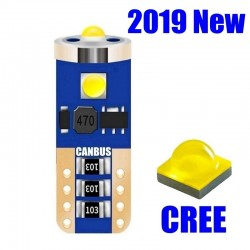 T10 W5W WY5W - Cree Chip LED - car bulb